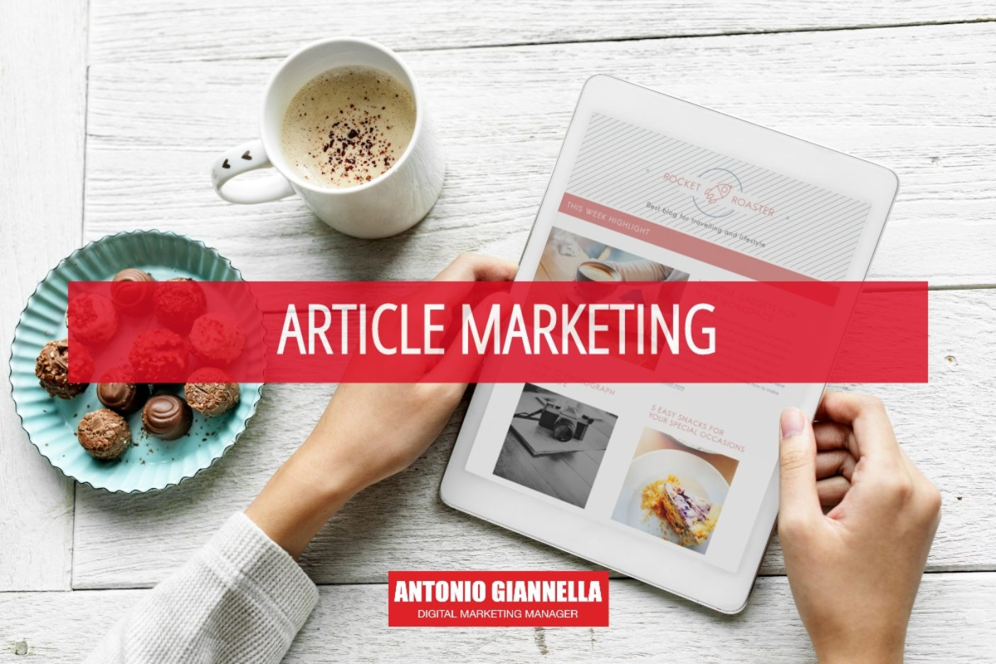 article marketing, Article Marketing: Come creare una strategia efficace