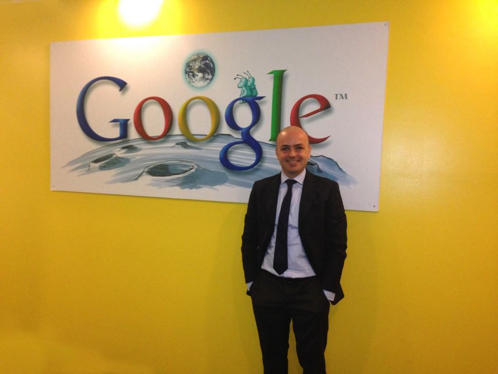 antonio giannella google partner 2014