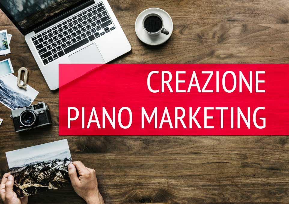 creazione piano marketing