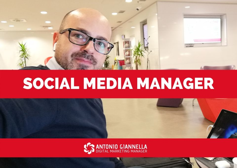 social media manager - consulente social media marketing - antonio giannella