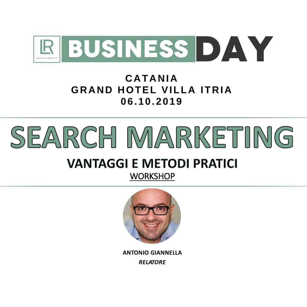 lr business day 2019 catania
