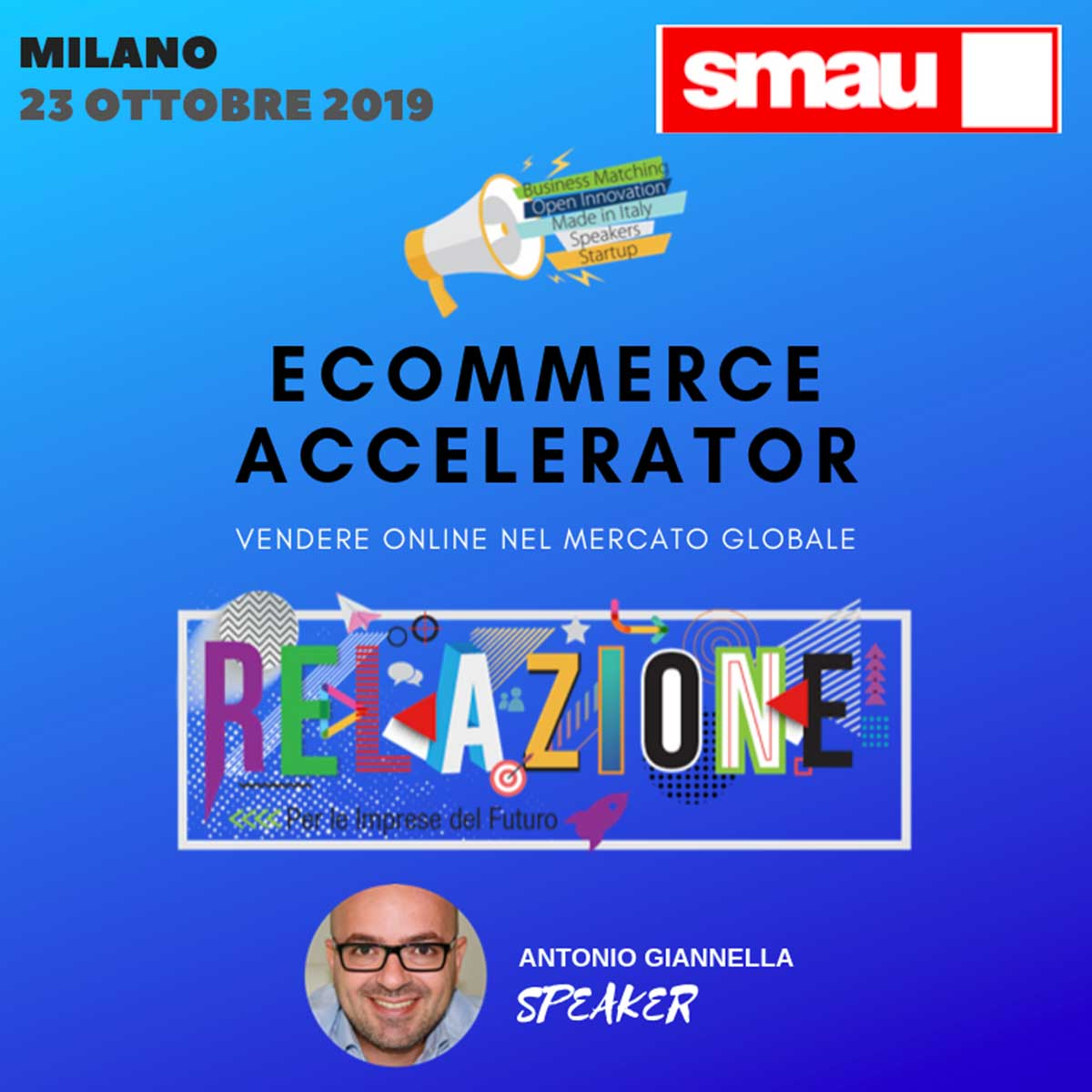 workshop smau milano 2019 giannella