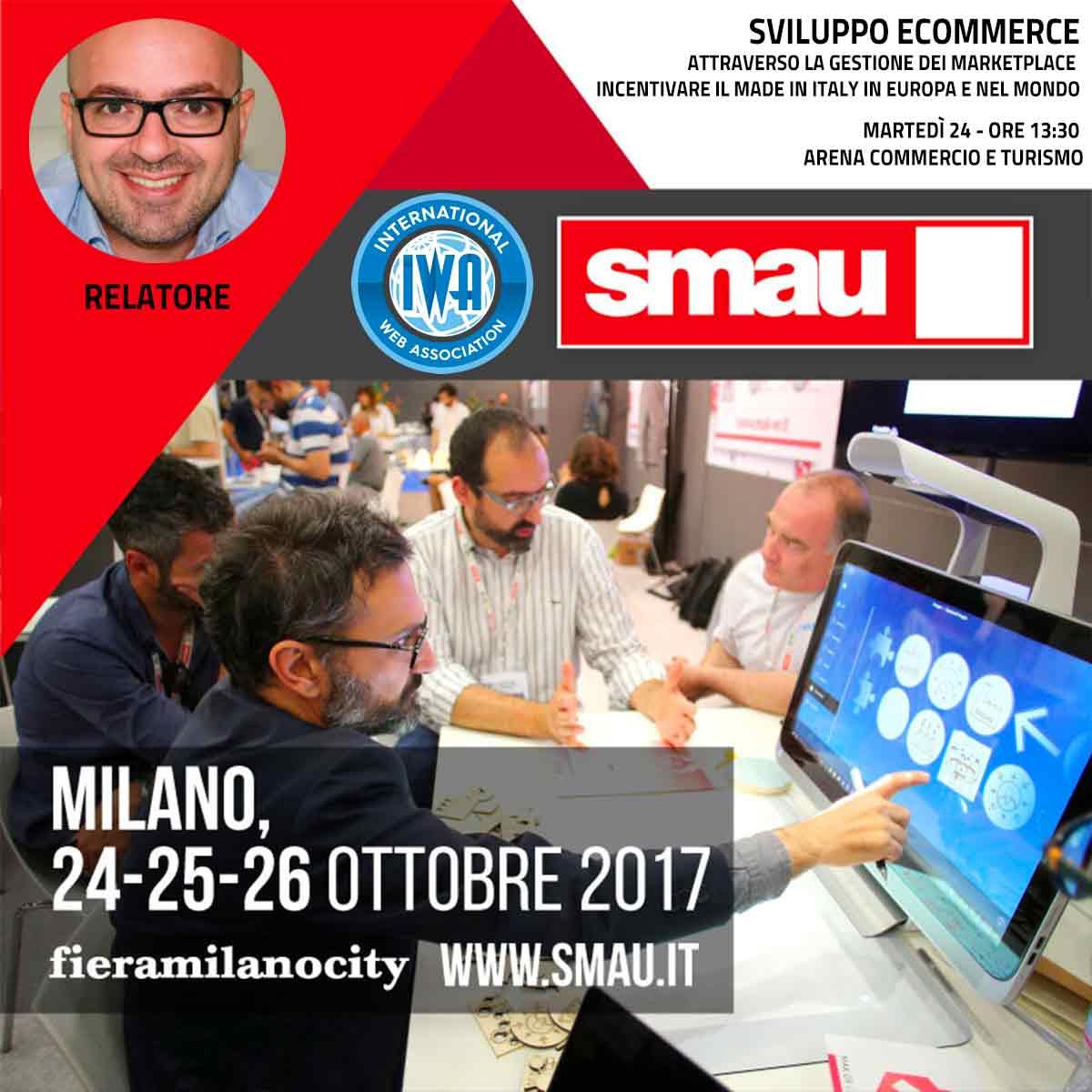 workshop smau milano 2017 giannella