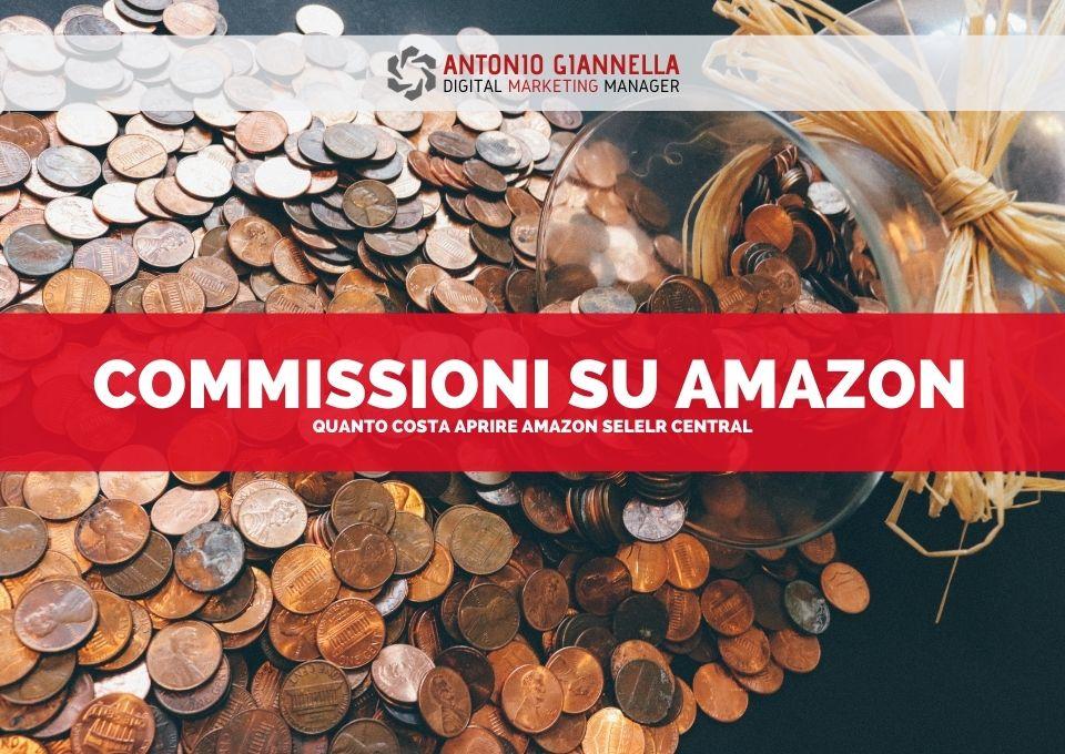 costi amazon seller central