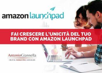 Amazon Launchpad: il programma che aiuta gli imprenditori a lanciare marchi e prodotti innovativi