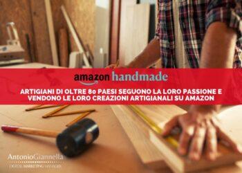 amazon handmade artigiani da tutto il mondo vendono su amazon
